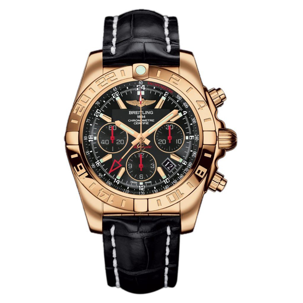 Breitling-Chronomat-Oro-Rosa-Replica-Orologi-Recensione-Foto