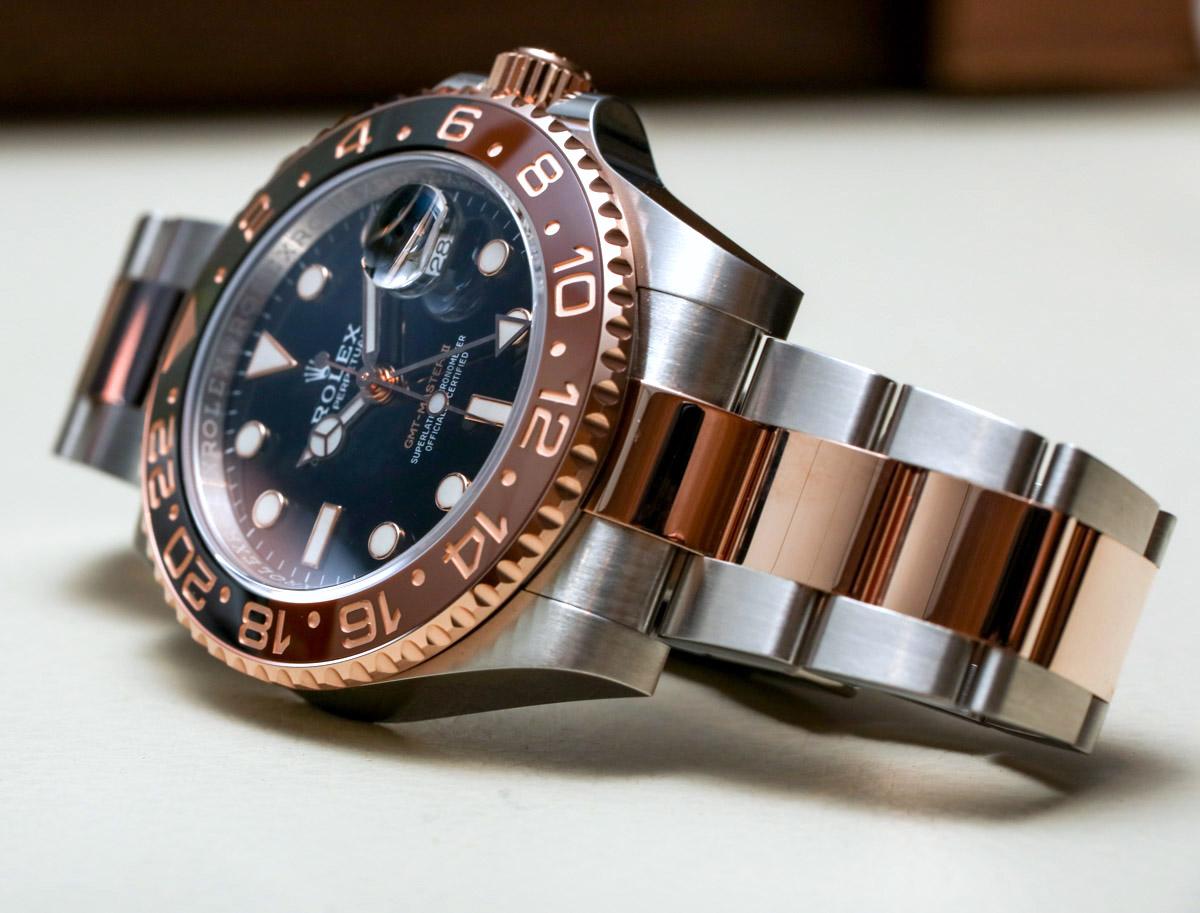 Repliche Rolex GMT Master II 126711CHNR