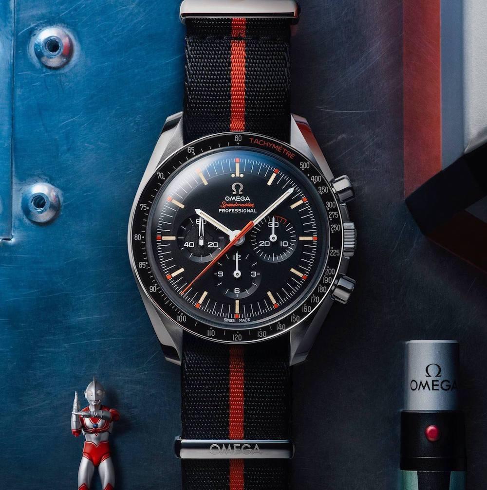 Replica-Omega-Speedmaster-Speedy-Tuesday-2-Ultraman-Replicheorologiitalia