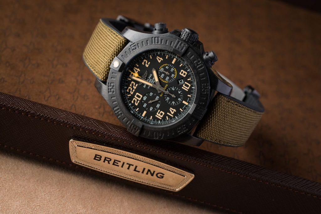 Breitling-Avenger-Hurricane-Military-Replica