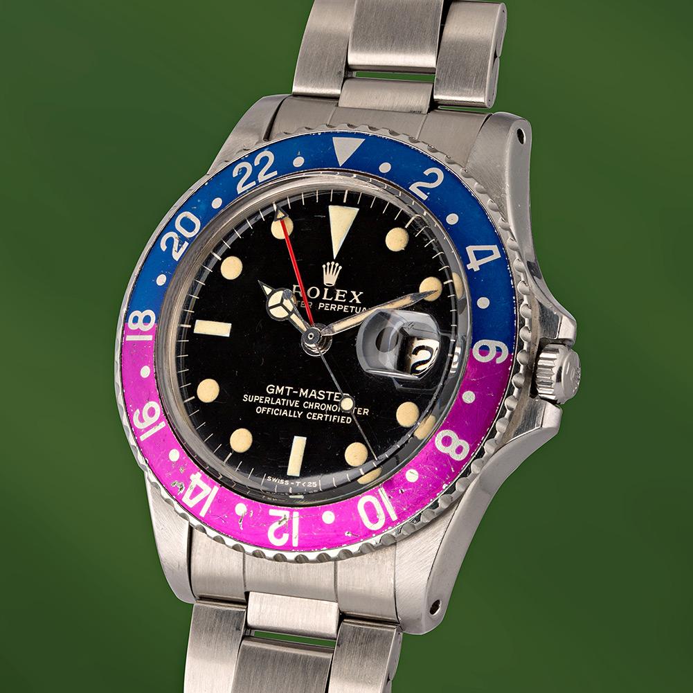 Rolex-GMT-Master-1675-Replica