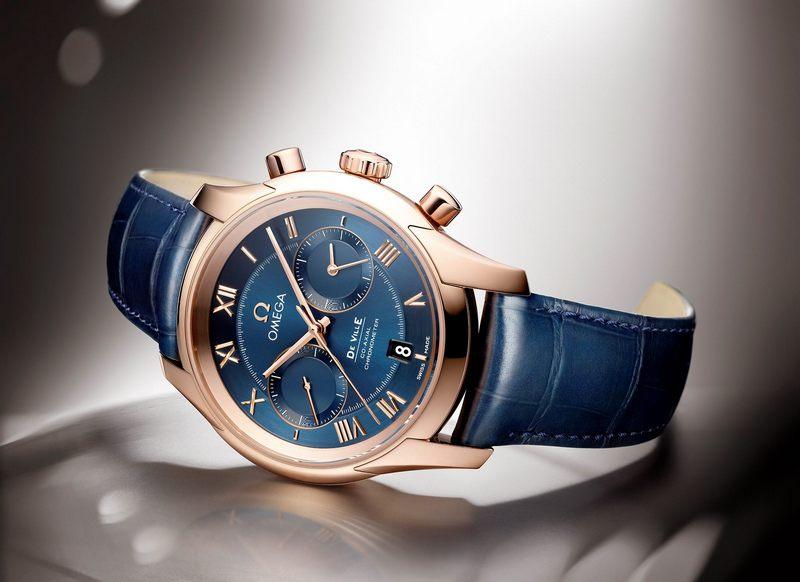 orologi falsi omega de ville chronograph co-axial calibre 9300-9301