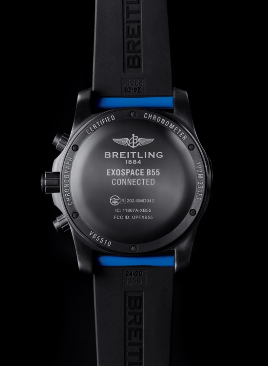 breitling professional exospace b55 connected replica orologio