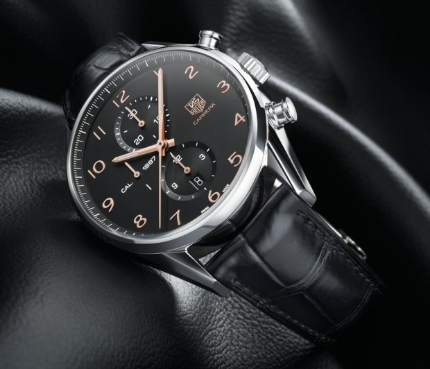 tag hauer carrera calibre 1887 chronograph replica