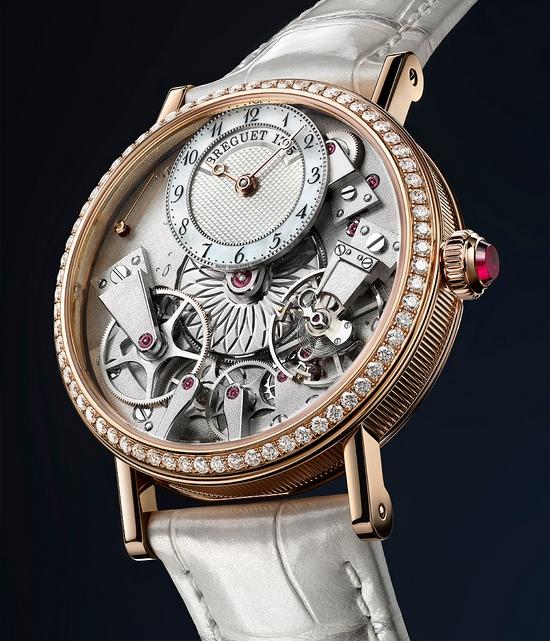 Breguet Tradition Dame 7038 Replica Orologio In Oro Rosa