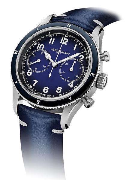 Montblanc 1858 Cronografo Automatico Replica Orologio Di Lusso