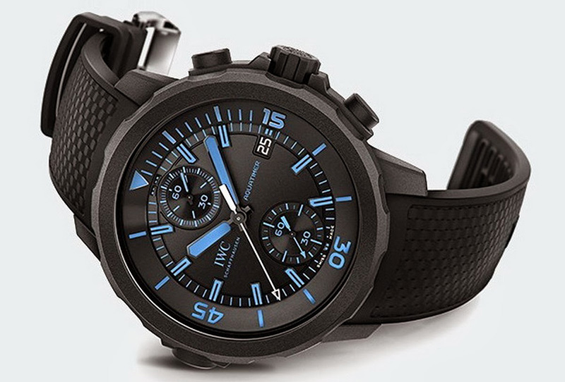IWC Aquatimer Chronograph Edition 50 Years Science For Galapagos Replica